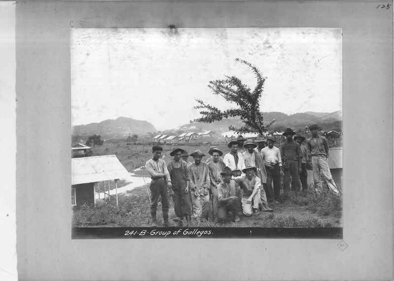 Mission Photograph Album - Panama OP #01 0125
