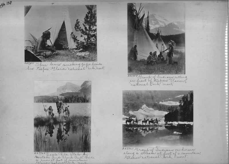 Mission Photograph Album - Indians #2 page_0138