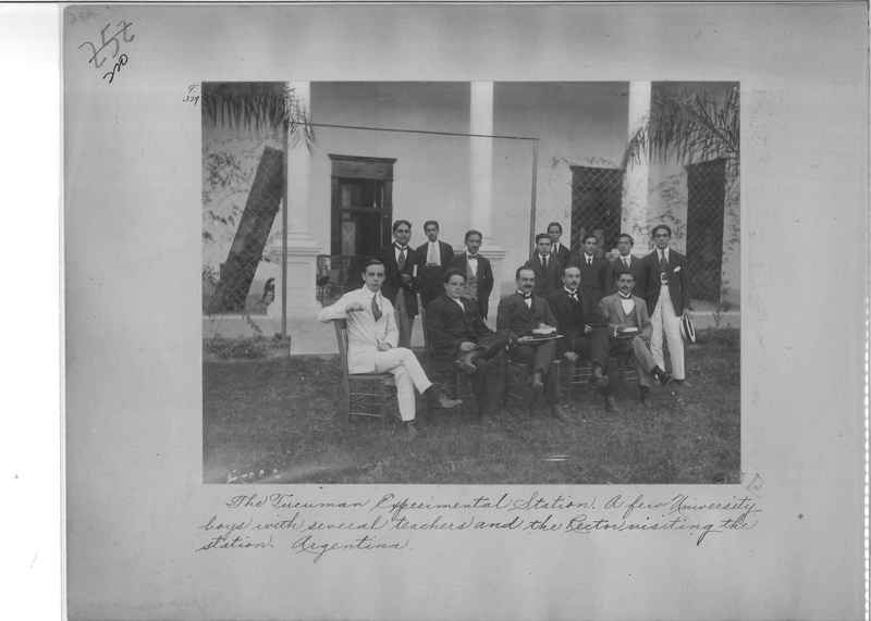 Mission Photograph Album - South America O.P. #2 page 0220