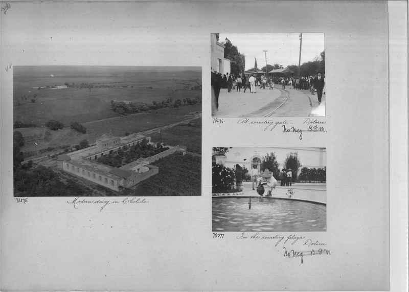 Mission Photograph Album - Mexico #05 page 0206