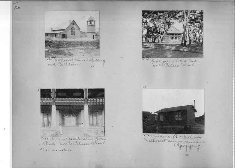 Mission Photograph Album - Korea #1 page 0020