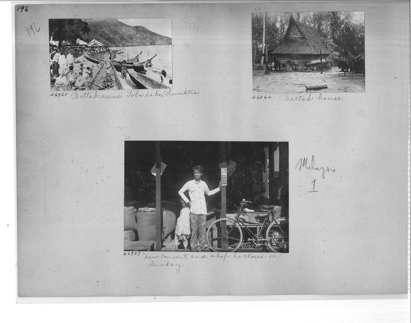 Mission Photograph Album - Malaysia #1 page 0196