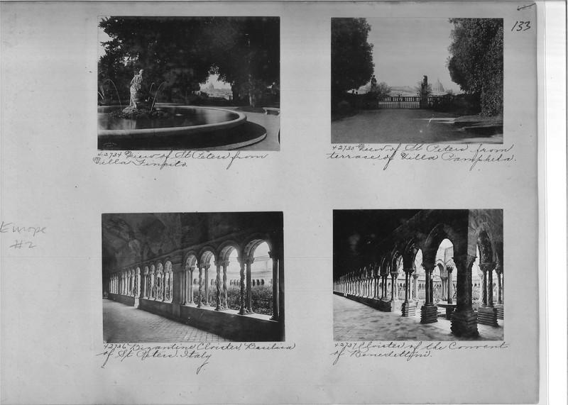 Mission Photograph Album - Europe #02 Page 0133