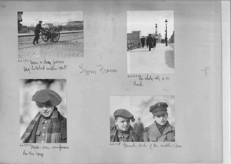Mission Photograph Album - Europe #05 Page 0032