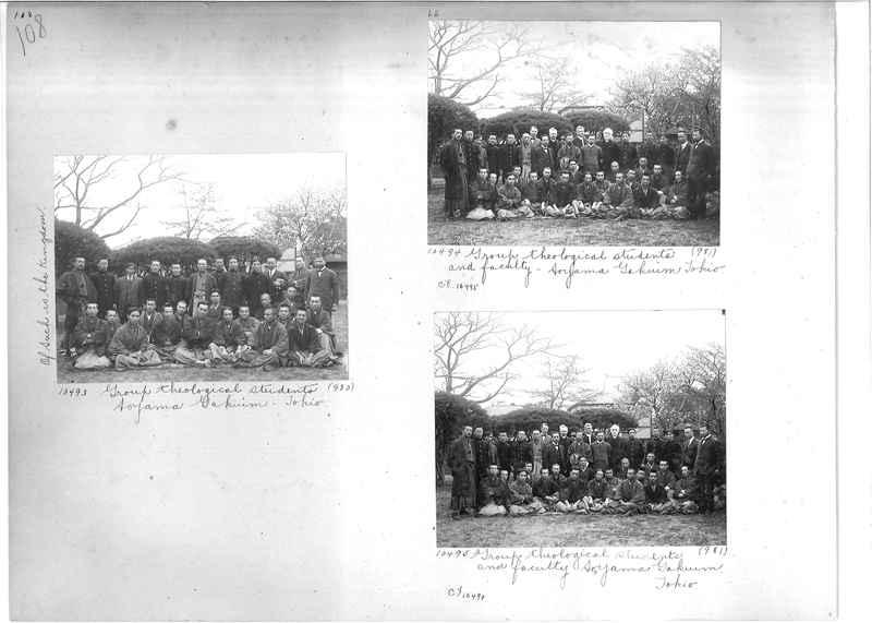 Mission Photograph Album -  Japan #01 Page 0108