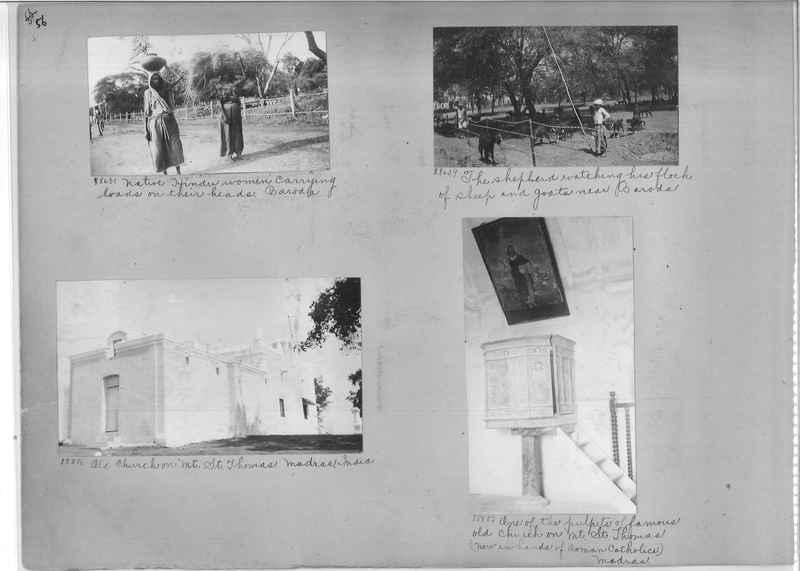 Mission Photograph Album - India #10 Page 0056
