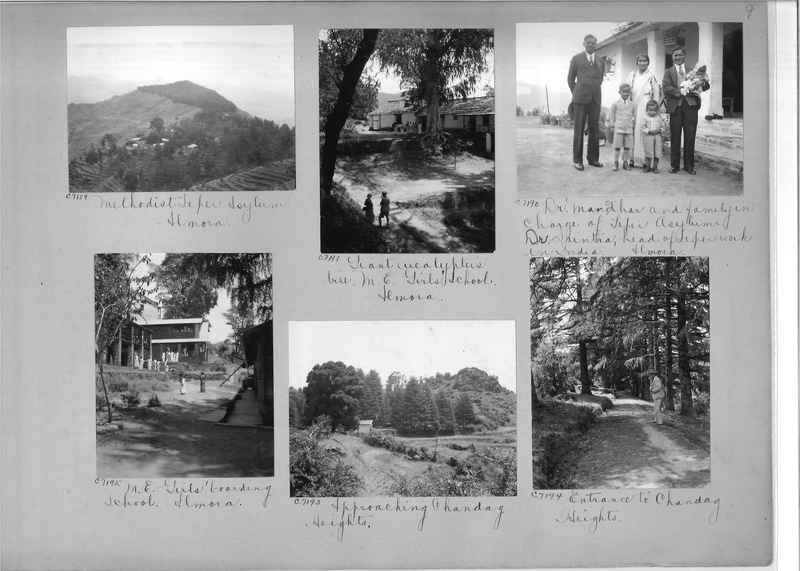 Mission Photograph Album - India #13 Page 0009