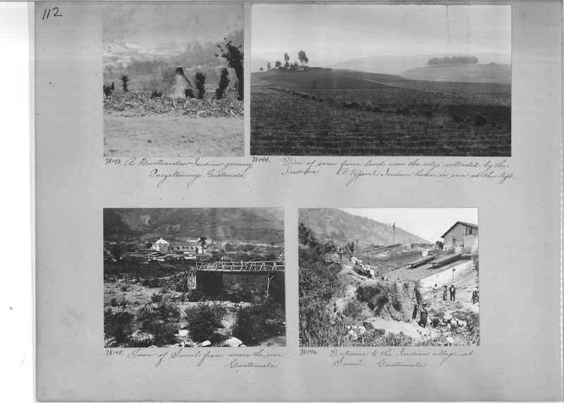 Mission Photograph Album - Panama #04 page 0112