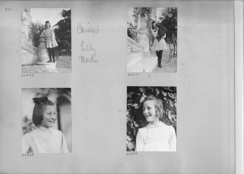 Mission Photograph Album - Europe #05 Page 0136