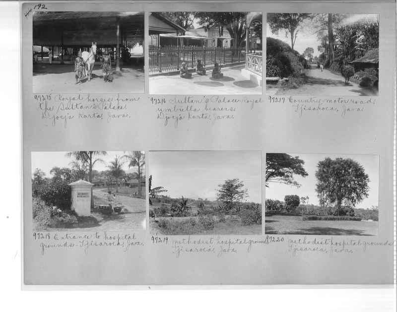 Mission Photograph Album - Malaysia #6 page 0192