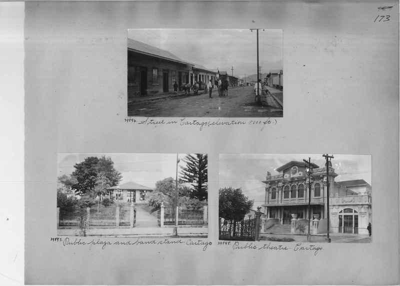 Mission Photograph Album - Panama #02 page 0173