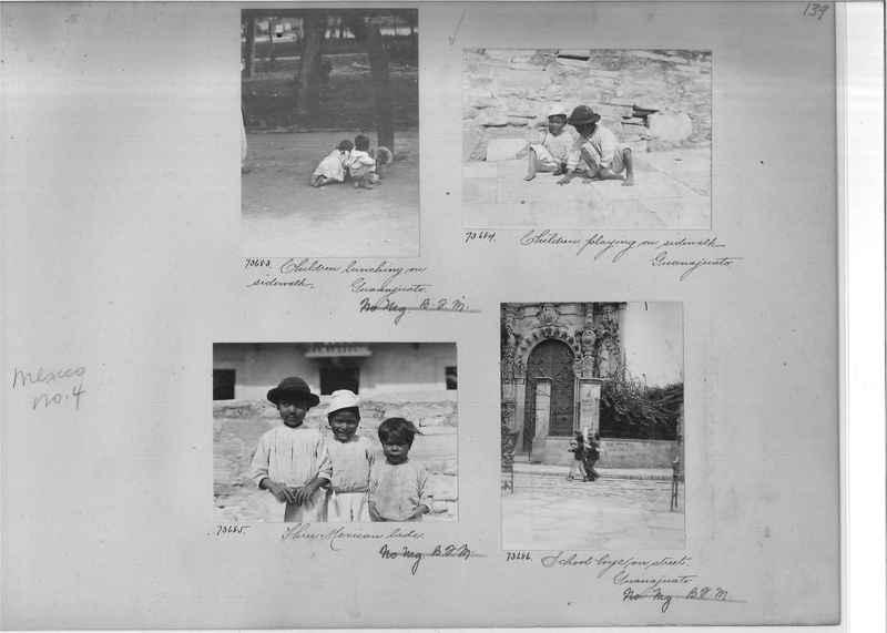 Mission Photograph Album - Mexico #04 page 0139