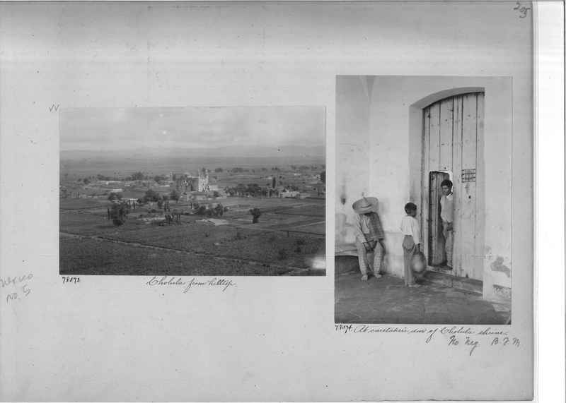Mission Photograph Album - Mexico #05 page 0205