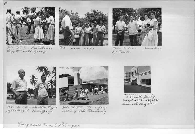 Mission Photogragh Album - Puerto Rico #4 page 0134