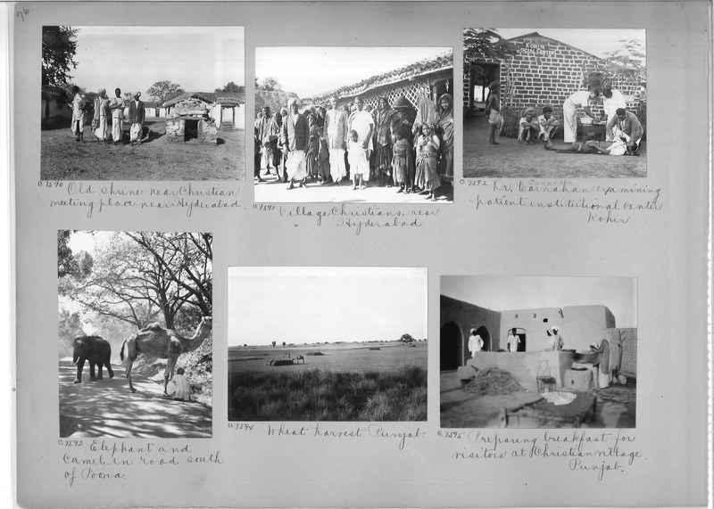 Mission Photograph Album - India #13 Page 0076