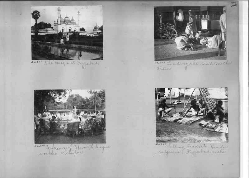 Mission Photograph Album - India #04 page_0109