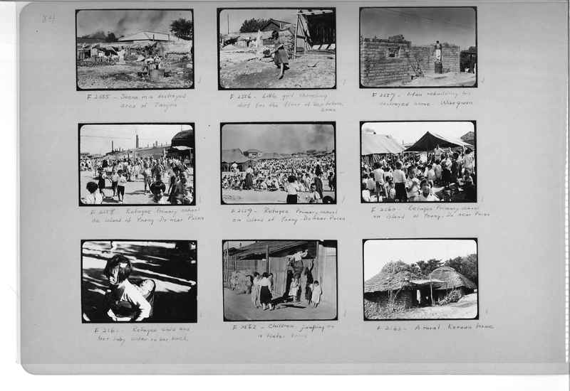 Mission Photograph Album - Korea #6 page 0084