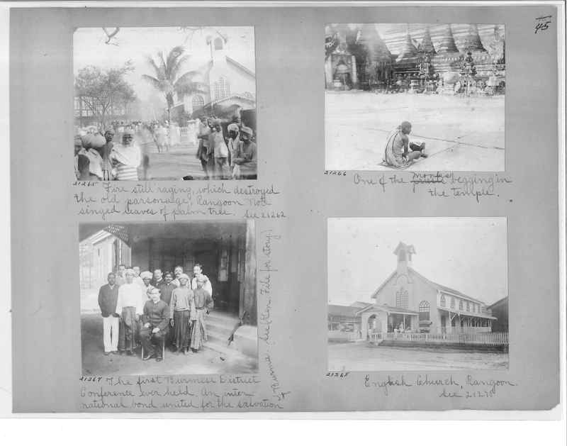 Mission Photograph Album - Burma #1 page 0045