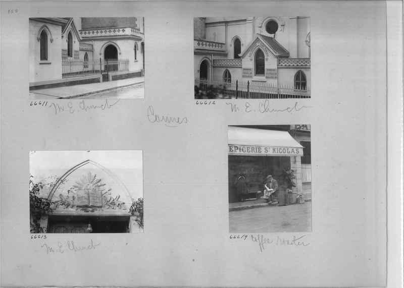 Mission Photograph Album - Europe #05 Page 0158