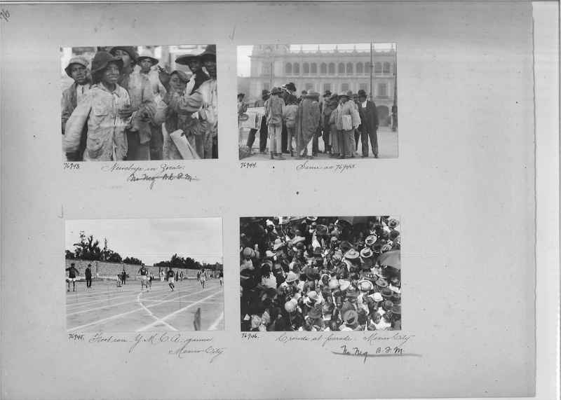 Mission Photograph Album - Mexico #05 page 0076