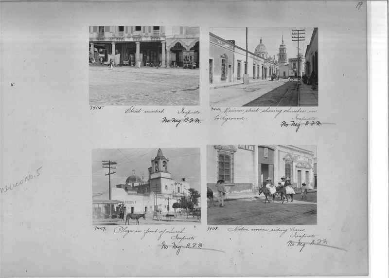 Mission Photograph Album - Mexico #05 page 0019
