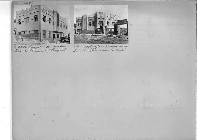 Misson Photograph Album - South America #8 page 0200
