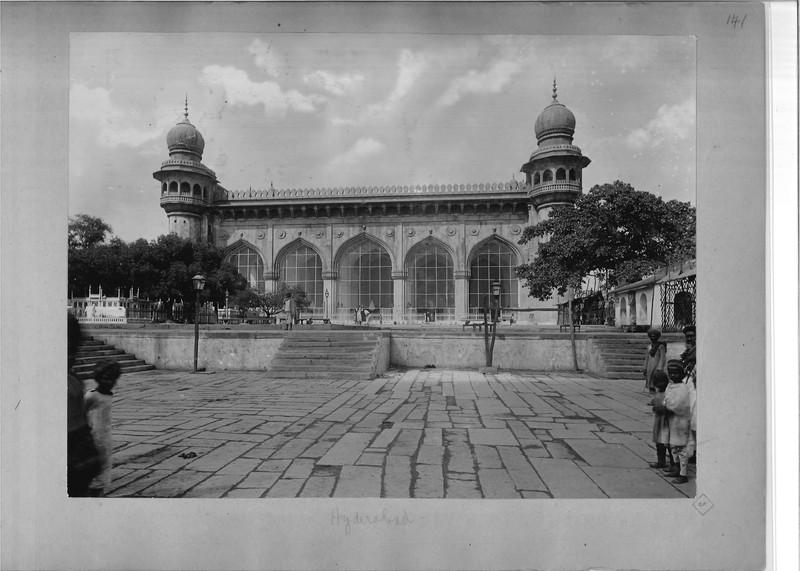 Mission Photograph Album - India - O.P. #02 Page 0141