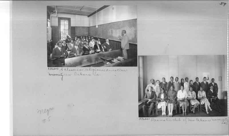 Mission Photograph Album - Negro #5 page 0059