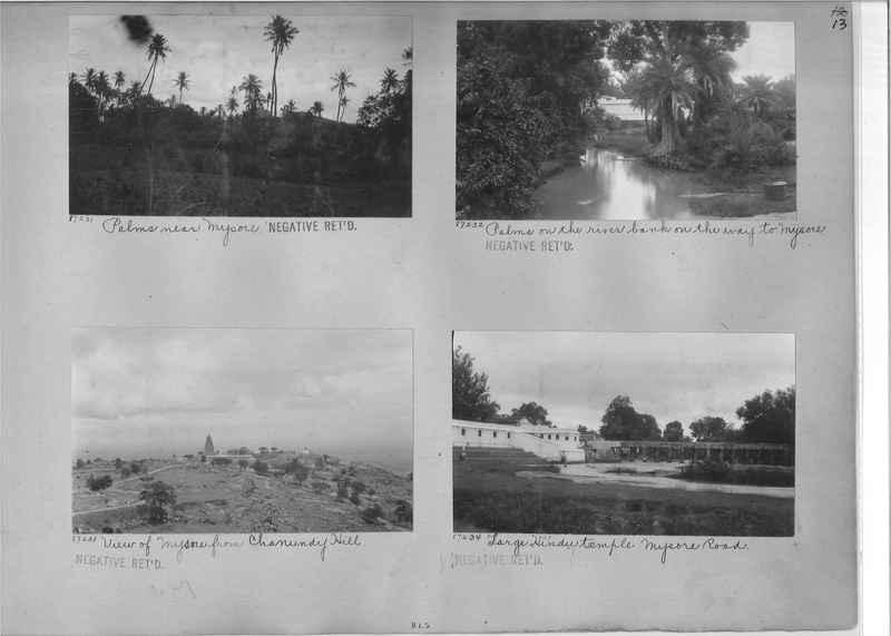Mission Photograph Album - India #10 Page 0013