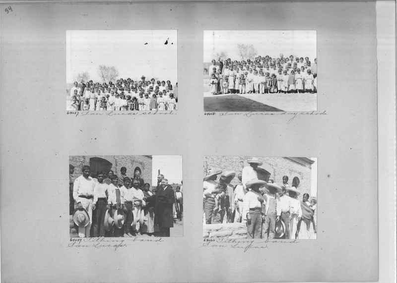 Mission Photograph Album - Mexico #04 page 0034