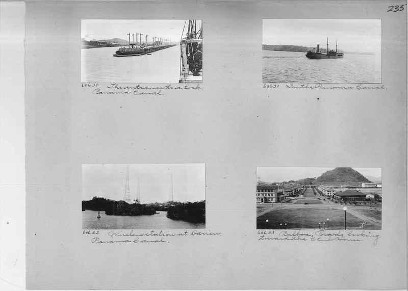 Mission Photograph Album - Panama #02 page 0235