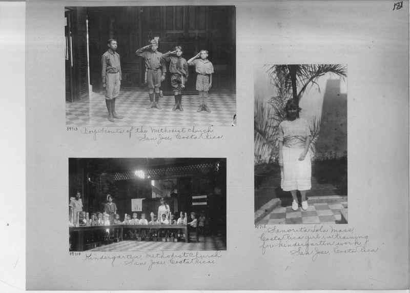 Mission Photograph Album - Panama #04 page 0181