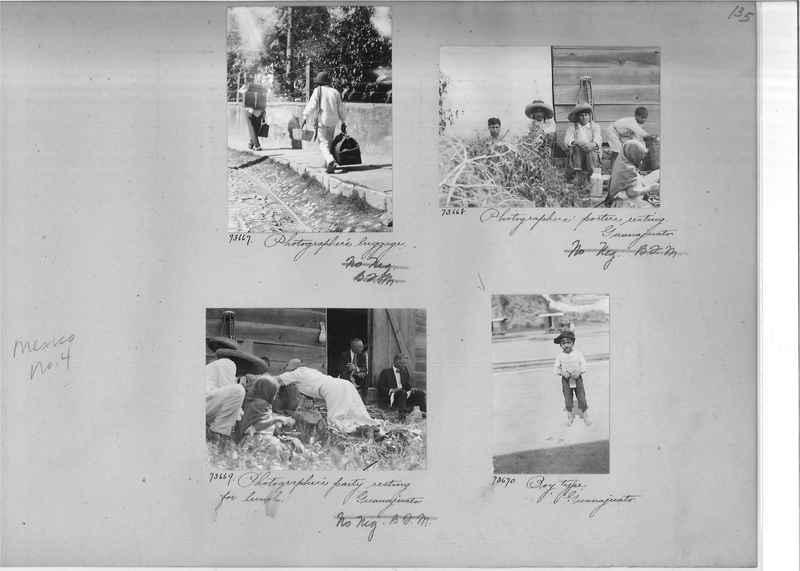 Mission Photograph Album - Mexico #04 page 0135
