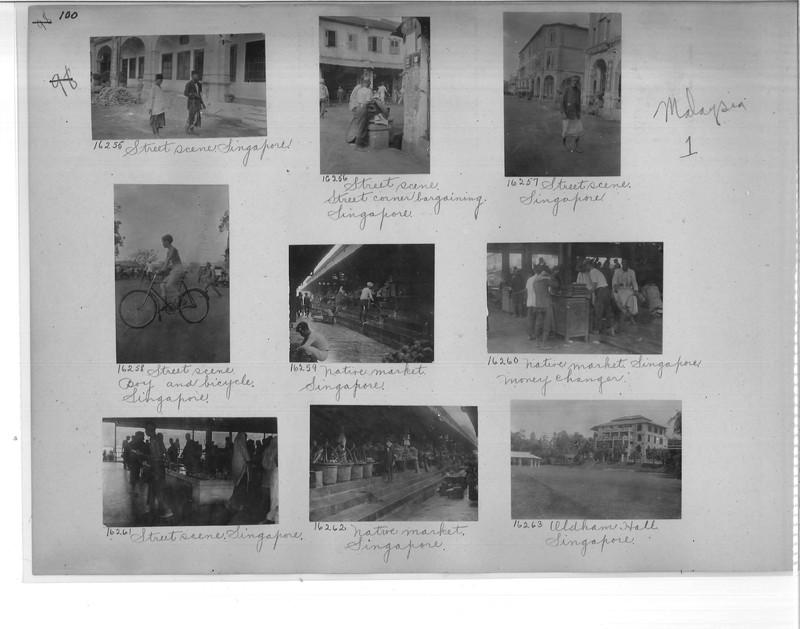 Mission Photograph Album - Malaysia #1 page 0100