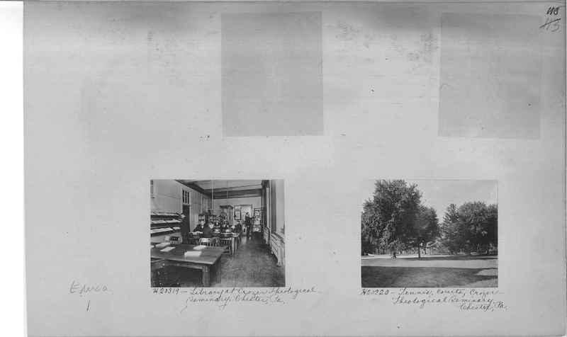 Mission Photograph Album - Education #1 page 0115