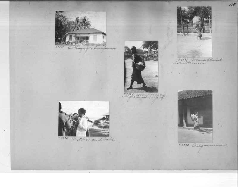 Mission Photograph Album - Malaysia #4 page 0115