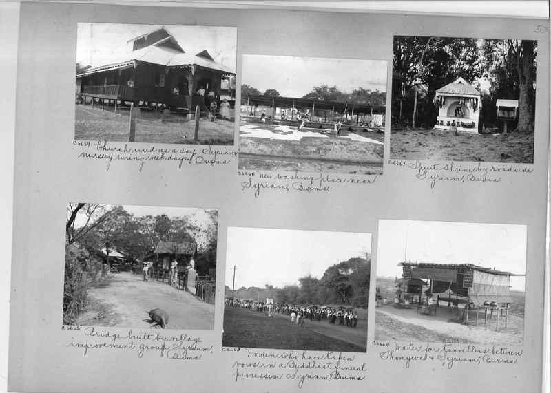 Mission Photograph Album - Burma #2 page 0053