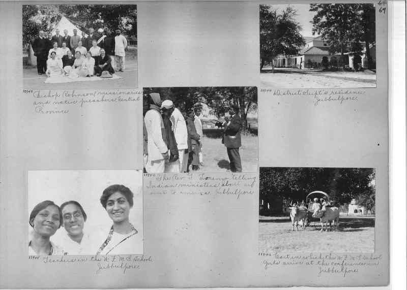 Mission Photograph Album - India #10 Page 0069