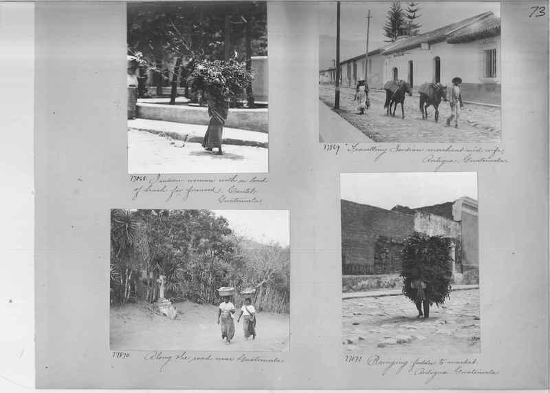 Mission Photograph Album - Panama #04 page 0073