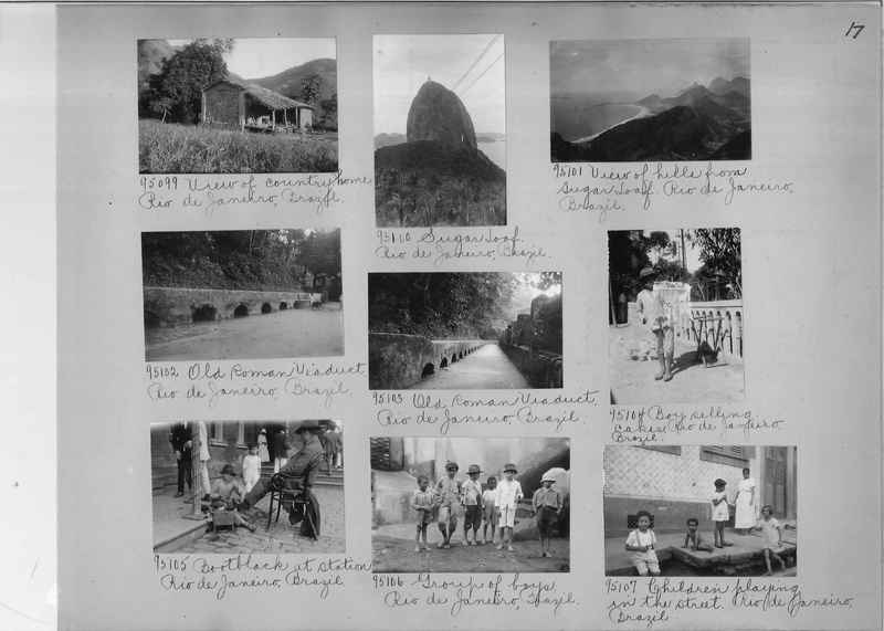 Misson Photograph Album - South America #8 page 0017