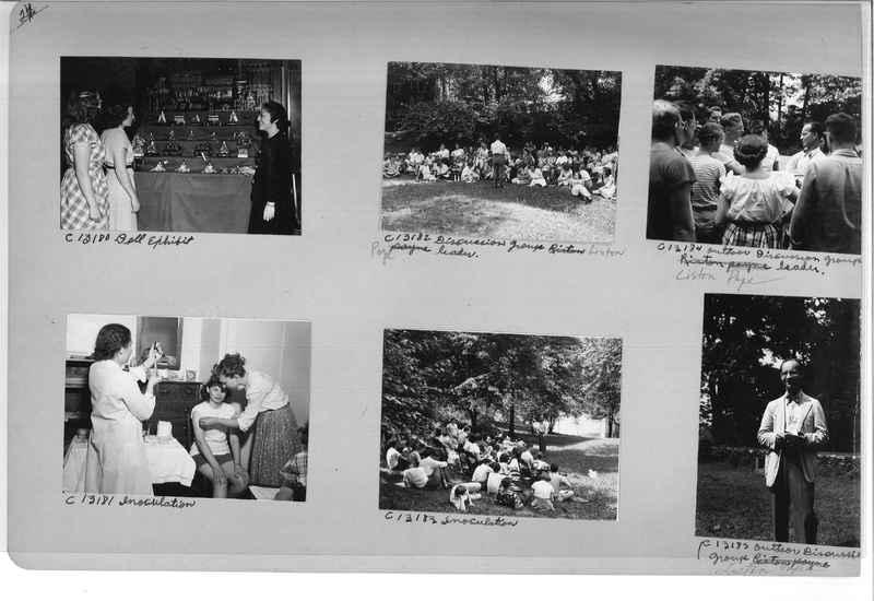 Mission Photograph Album - Portraits #13 Page 0024