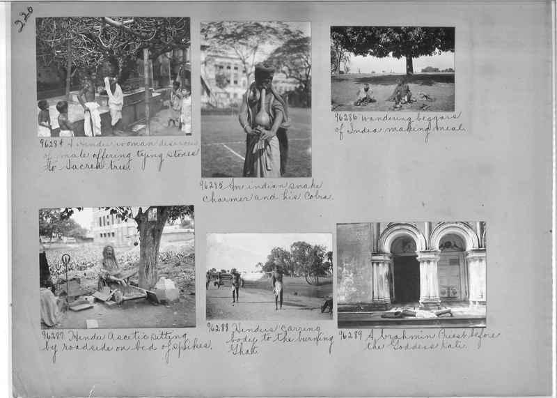 Mission Photograph Album - India #10 Page 0220