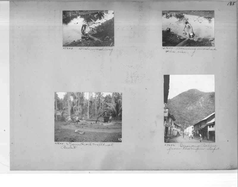Mission Photograph Album - Malaysia #4 page 0185