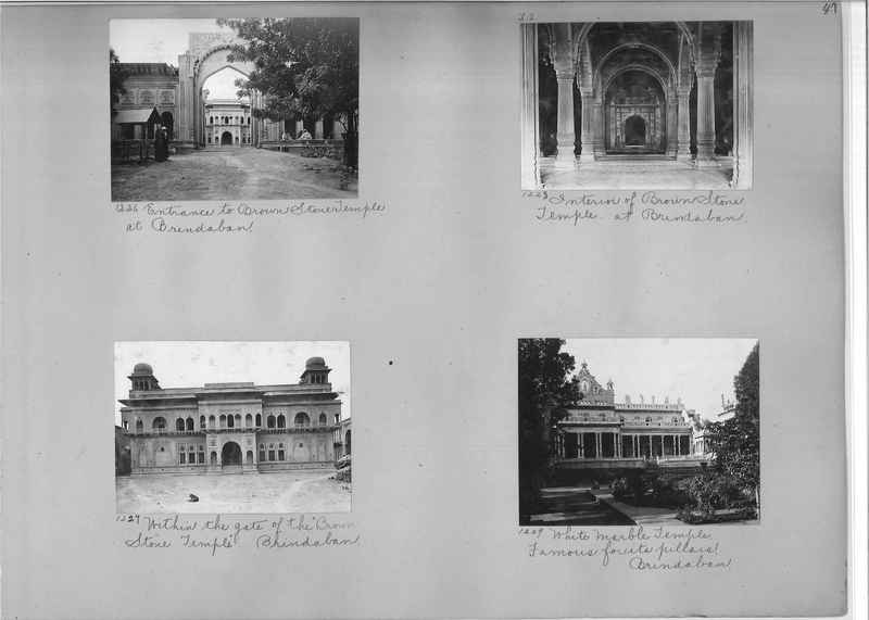 Mission Photograph Album - India #01 page 0047