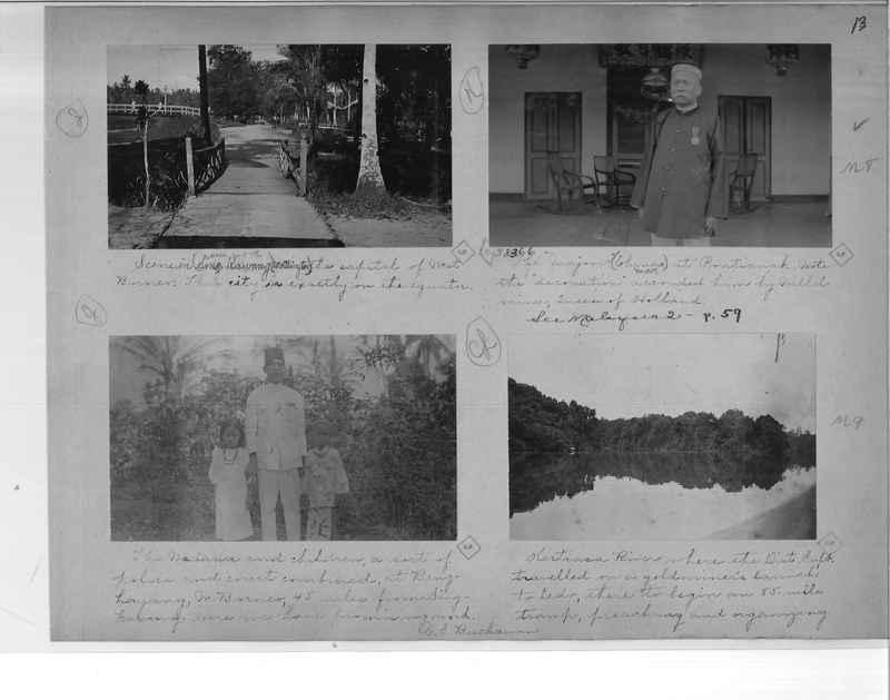 Mission Photograph Album - Malaysia O.P. #1 page 0013