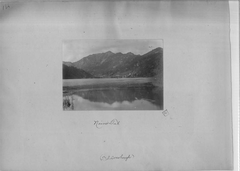 Mission Photograph Album - India - O.P. #02 Page 0186