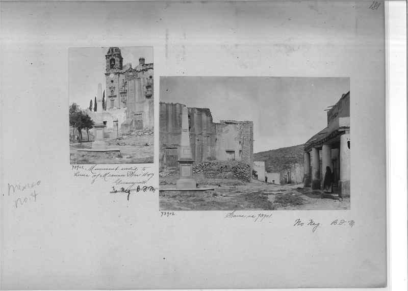 Mission Photograph Album - Mexico #04 page 0181