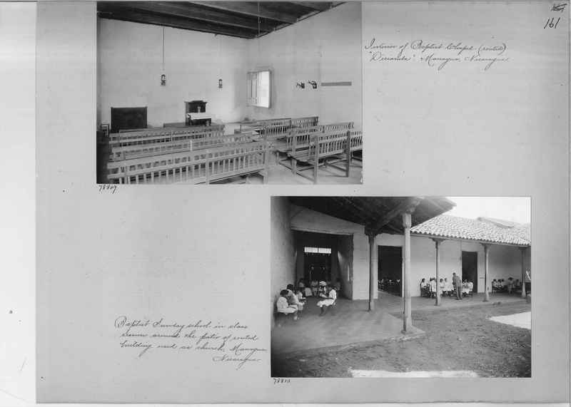 Mission Photograph Album - Panama #04 page 0161