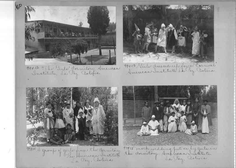 Misson Photograph Album - South America #8 page 0060