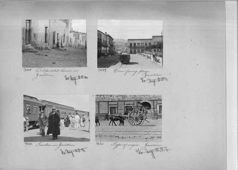 Mission Photograph Album - Mexico #05 page 0190